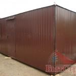 Блок контейнер 6*2,4